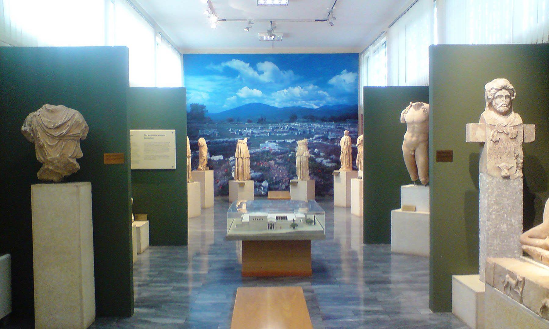 ancient messene museum | Kleopatra Inn Hotel