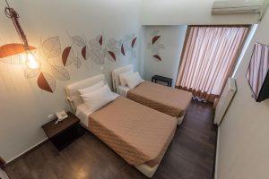 Kleopatra Inn Hotel   Messini Greece