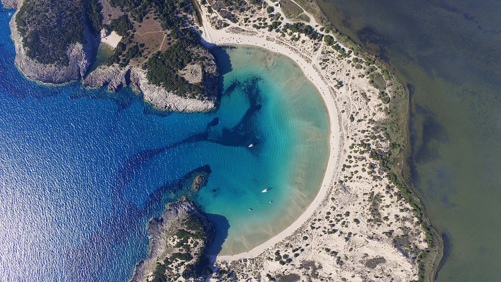 beaches in messinia greece | Kleopatra Inn Hotel