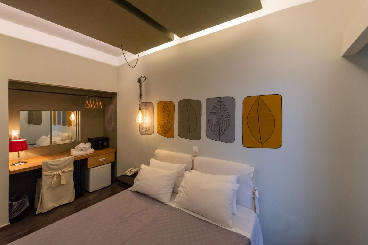 accommodation messinia Messini   Kleopatra Inn Hotel