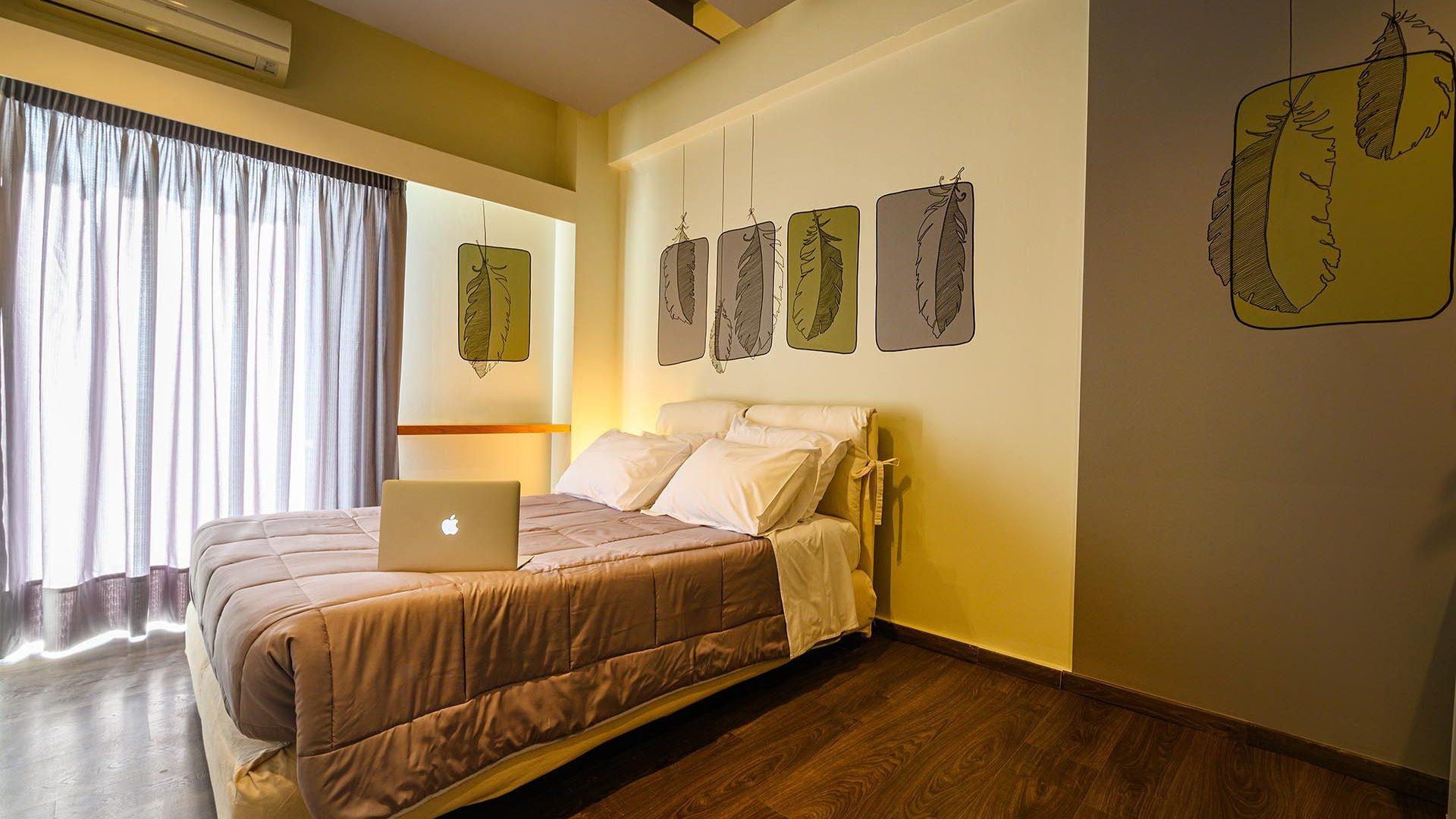 Deluxe Double Room in Messini | Kleopatra Inn Hotel