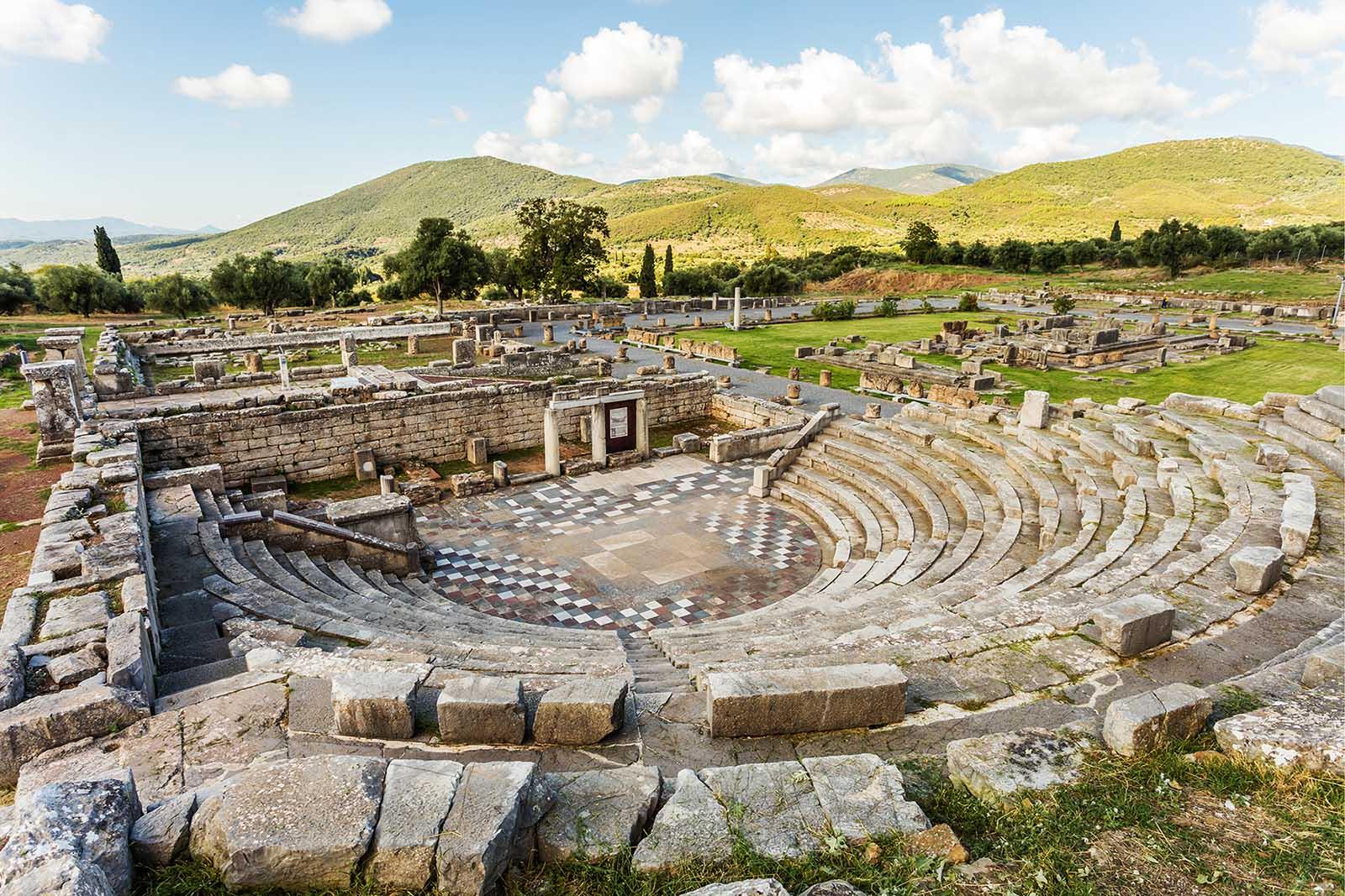 Αρχαια Μεσσηνη   Kleopatra Inn Ξενοδοχειο  Μεσσήνη Διαμονή